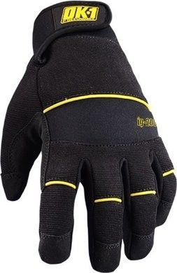 Occunomix OK-IG200 Winter Protection Gloves with Infrared Fleece