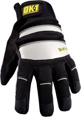 Occunomix OK-IG300 Premium Waterproof Winter Gloves with Infrared Fleece