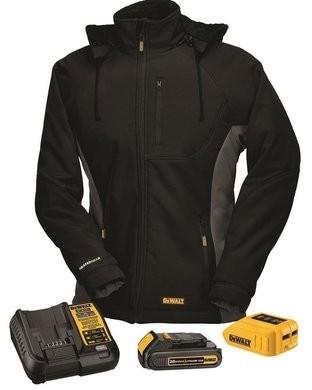 DeWalt Battery Heated Women's Hooded Jacket