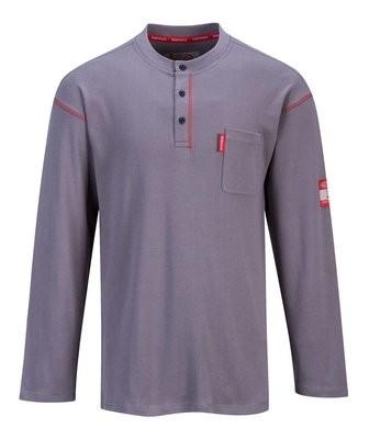 Portwest FR02 Bizflame FR Henley Shirt