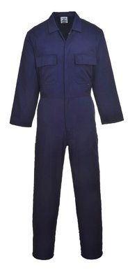 Portwest Euro Work Poly/Cotton Coveralls