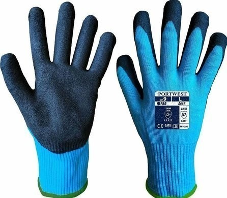 Portwest A667 Claymore AHR Cut Level A7 Gloves