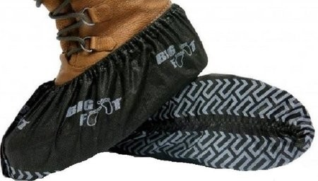 BlueMed Kahuna Non Slip Shoe Covers - Size XL - Made in North America