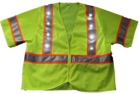 Stop Lite ANSI Class 3 LED Hi Vis Vest