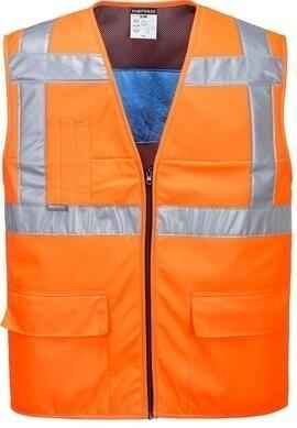 Portwest Hi Vis Cooling Vest