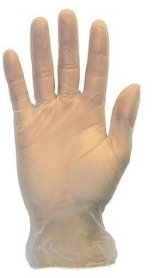 Safety Zone Premium Powder Free Vinyl Gloves