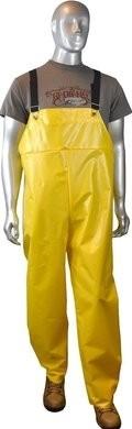Radians Aquarad™25 TPU/Nylon Waterproof Rain Bibs