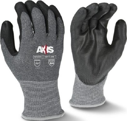 Radians RWG560 AXIS Cut Resistant A4 PU Coated Gloves