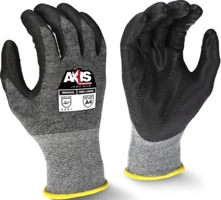 Radians RWG566 AXIS™ Cut Level A4 Touchscreen Work Gloves