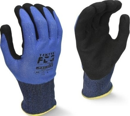 Radians RWG718 TEKTYE™ FDG Touchscreen Cut Level 4 Gloves