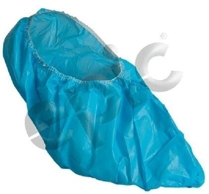 Tian's Heavy Polyethylene Waterproof Non-Slip Shoe Covers