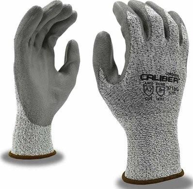 Cordova 3716G Caliber Safety EN Cut 3, Ansi 2 Gloves
