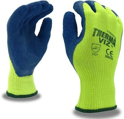 Cordova 3889 Therma-Viz Premium Insulated Hi Vis Gloves