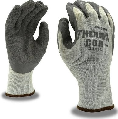 Cordova Therma-Cor 3899 Insulated Latex Palm Coated Gloves