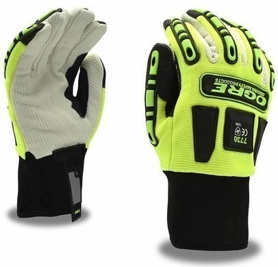Cordova 7730 Winter Waterproof Ogre Hi Vis Impact Gloves