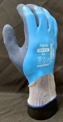 Bellingham WG318 WonderGrip Double-Dipped Natural Rubber Gloves