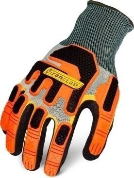 Ironclad EXO Rugged Impact Protection and Touchscreen Performance Knit Gloves