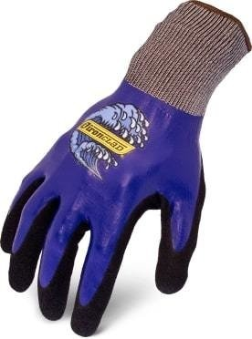 Ironclad R-HDR HYDRO Ultimate Barrier and Touchscreen Performance Knit Gloves