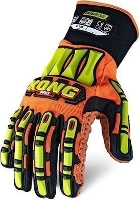 Ironclad SDX2P Kong Pro ANSI Cut Level A6 Impact Gloves