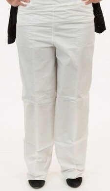 Enviroguard MP Tyvek Like Liquid Resistant Pants - Elastic Waist
