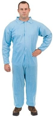 International Enviroguard PyroGuard FR Coveralls - Elastic Wrist, Open Ankles