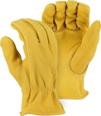 Majestic 1547 Heavyweight Elkskin Drivers Gloves