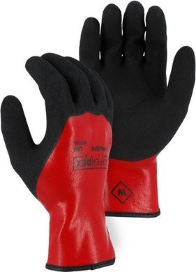 Majestic 3237AL SuperDex Liquid Resistant Double Dipped Gloves