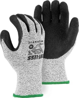 Majestic 34-1550 Cut-Less Dyneema Ansi Cut Level 3 Gloves
