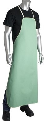 "PIP Fire Resistant Cotton Sateen 24"" x 36"" Aprons"