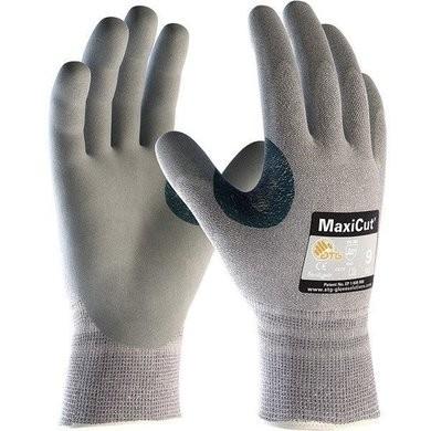 PIP MaxiCut 19-D470 Seamless Knit Dyneema Nitrile Foam Grip Gloves
