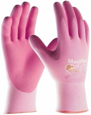 PIP MaxiFlex Active 34-8264 Ultra Lightweight Nitrile Coated Micro-Foam Grip Gloves