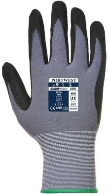Portwest A350 Dermiflex Poly/Nitrile Foam Gloves