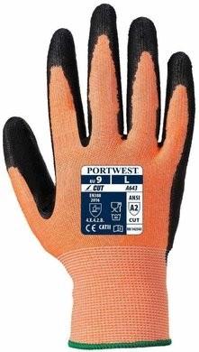 Portwest A643 Cut Level 3 Nitrile Foam Gloves