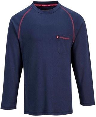 Portwest Bizflame FR Crew Neck Shirt