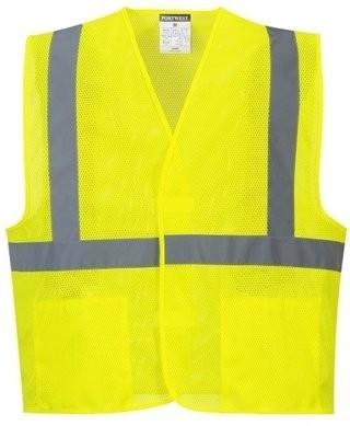 Portwest UC492 Economy Mesh Vest