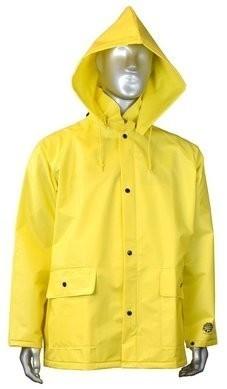 Radians RJ15-NSYV Drirad™28 Waterproof Rain Jacket - Hood Sold Separately