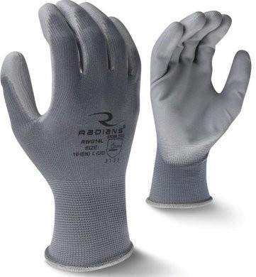 Radians RWG14 PU Palm Coated Gloves