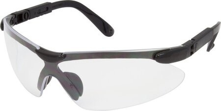 Safety Zone Sports Style Wrap Around Safety Glasses