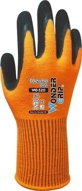 Wonder Grip WG-320O Thermo Lite Cold Weather Hi Vis Gloves