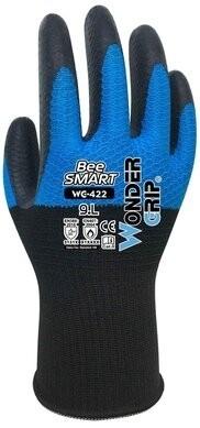 Wonder Grip WG-422 BEE-SMART DuaLiner Knit Gloves
