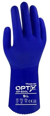 Wonder Grip WG-600L OPTY Chemical Resistant Gloves