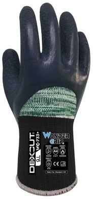 Wonder Grip WG 733+ DEXCUT Heavy Work Cut Level A4 Gloves