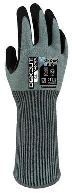 Wonder Grip WG-787L DEXCUT Nitrile Coated Cut Level A4 Gloves