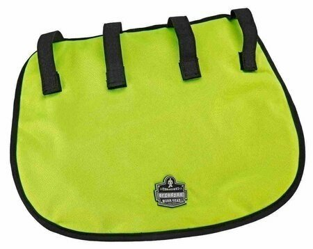 Ergodyne Chill-Its 6670CT Evaporative Hard Hat Neck Shade with Cooling Towel