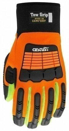 Cestus Pro Series Tow Grip 101 3126C Impact Gloves