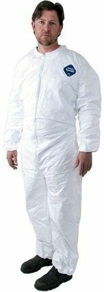 Dupont Tyvek Coveralls with Elastic Cuffs TY125S