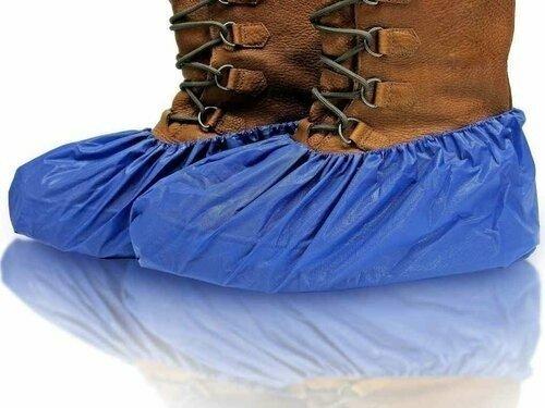 BlueMed Bonzo HD Waterproof Shoe Covers - XL
