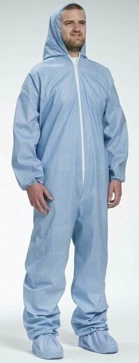 West Chester Posi FR 3109 Coveralls with Hood, Boot, and Elastic Cuffs