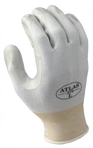 Showa Atlas 370 Assembly Gloves - White