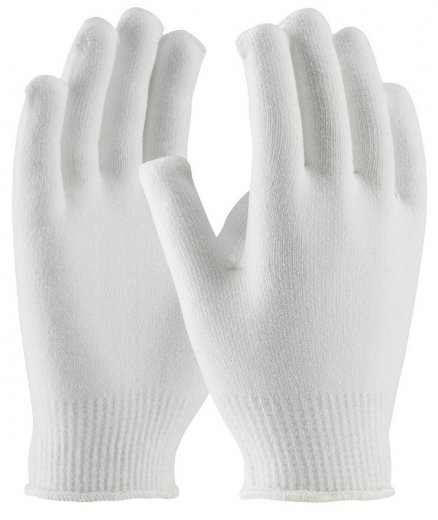 PIP 41-001W Seamless Knit 13 Gauge White Thermax Gloves